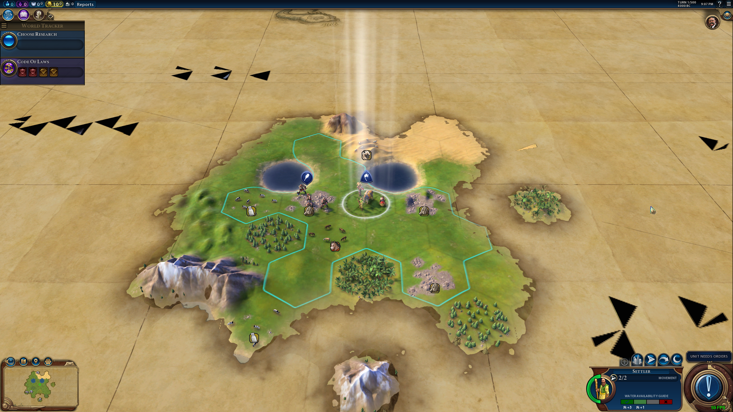 104602 – [apitrace] Graphical artifacts in Civilization VI